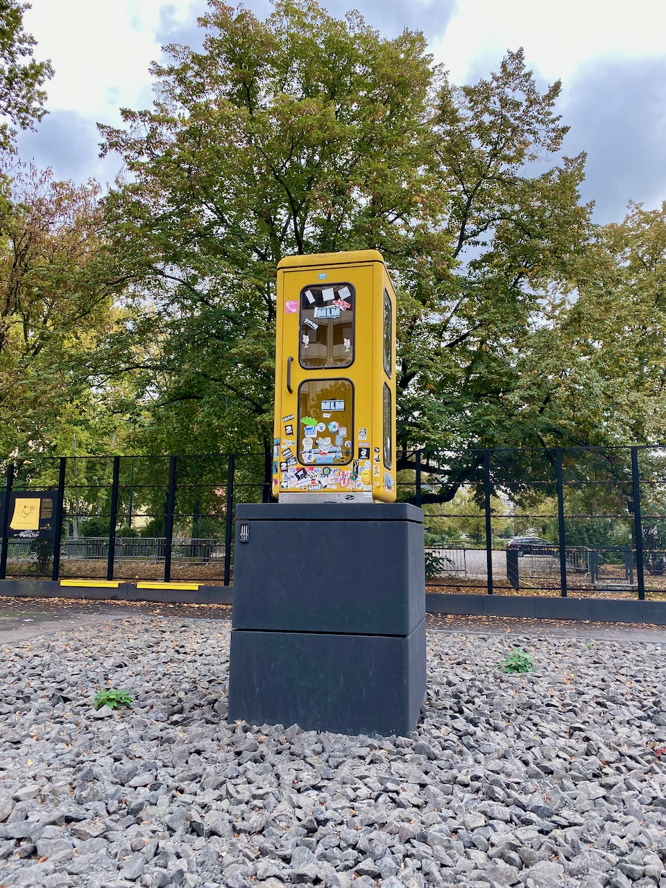 Berlin Phone Booth Memorial Park