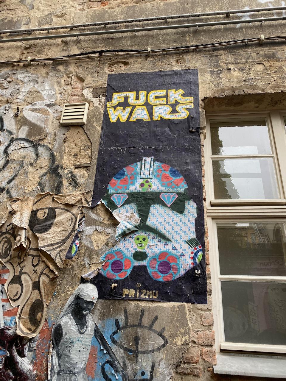 Haus Schwarzenberg street art