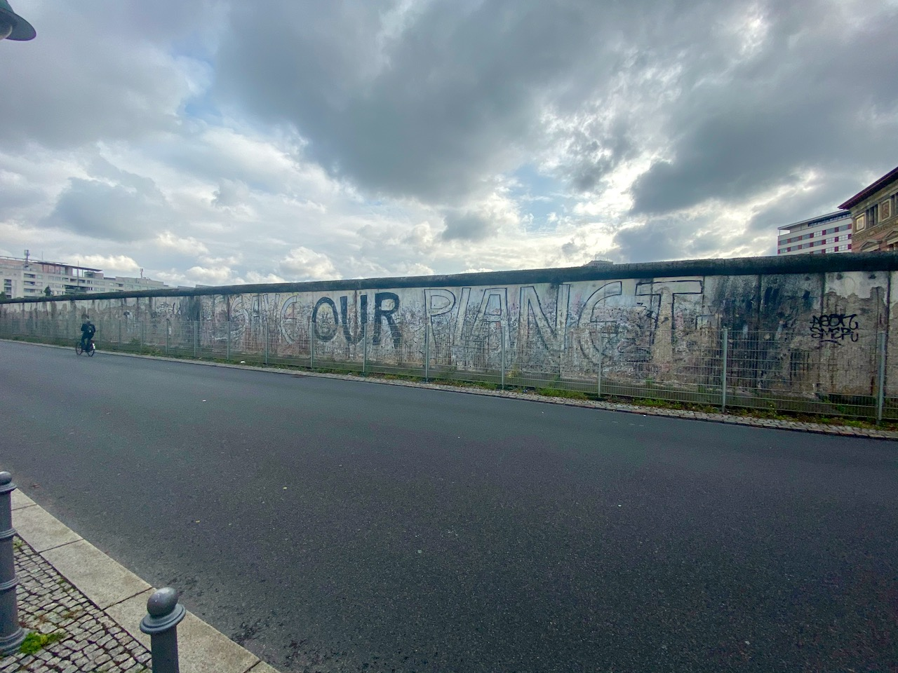 Berlin Wall at Topographies of Terror