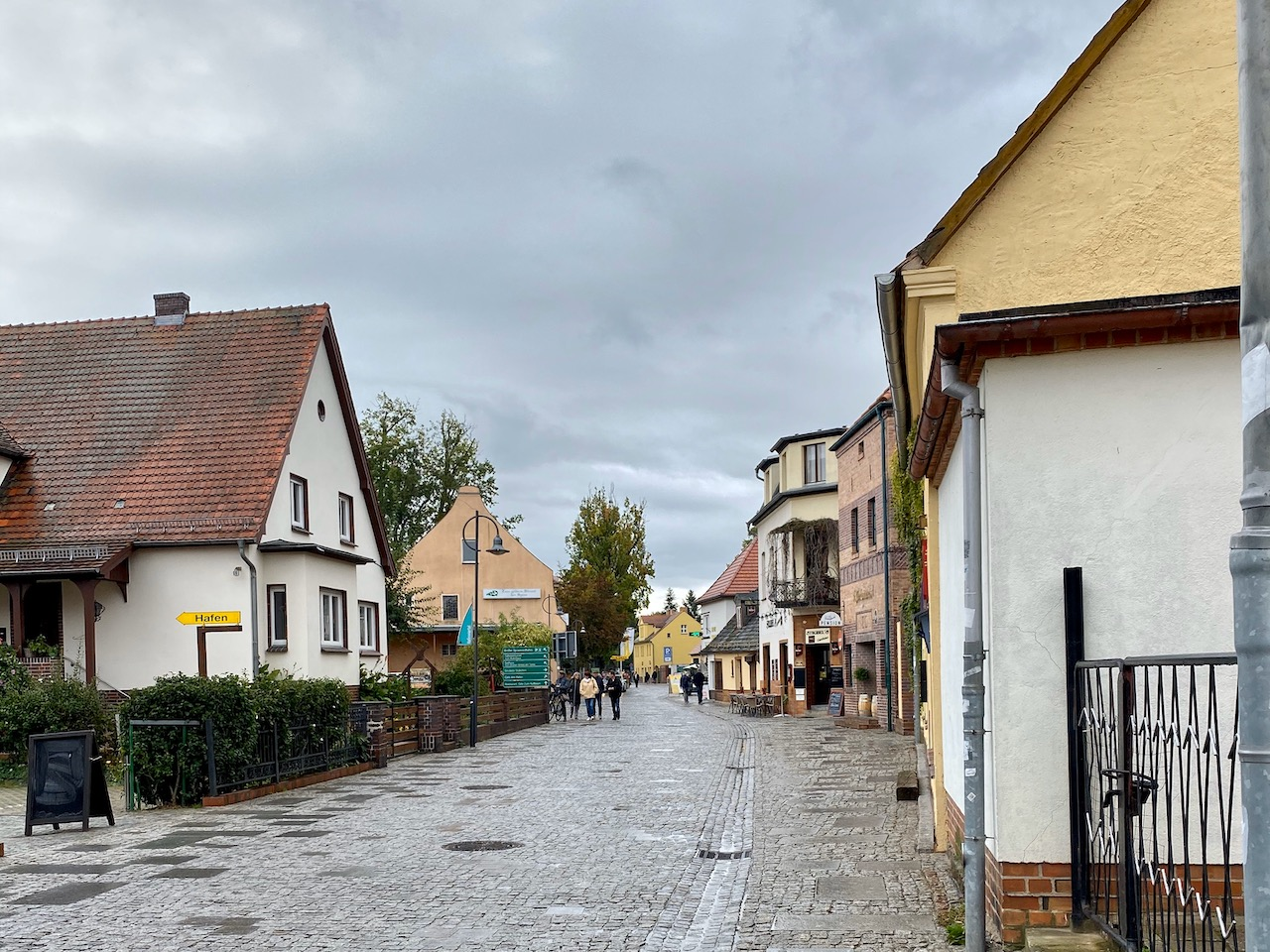 Day trip to Lübbenau, Brandenburg