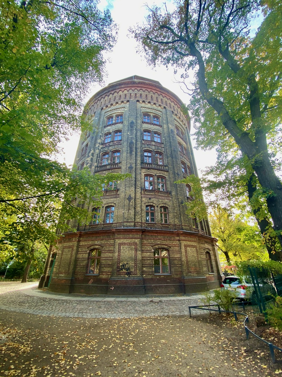 Wasserturm, water tower, Prenzlauerberg